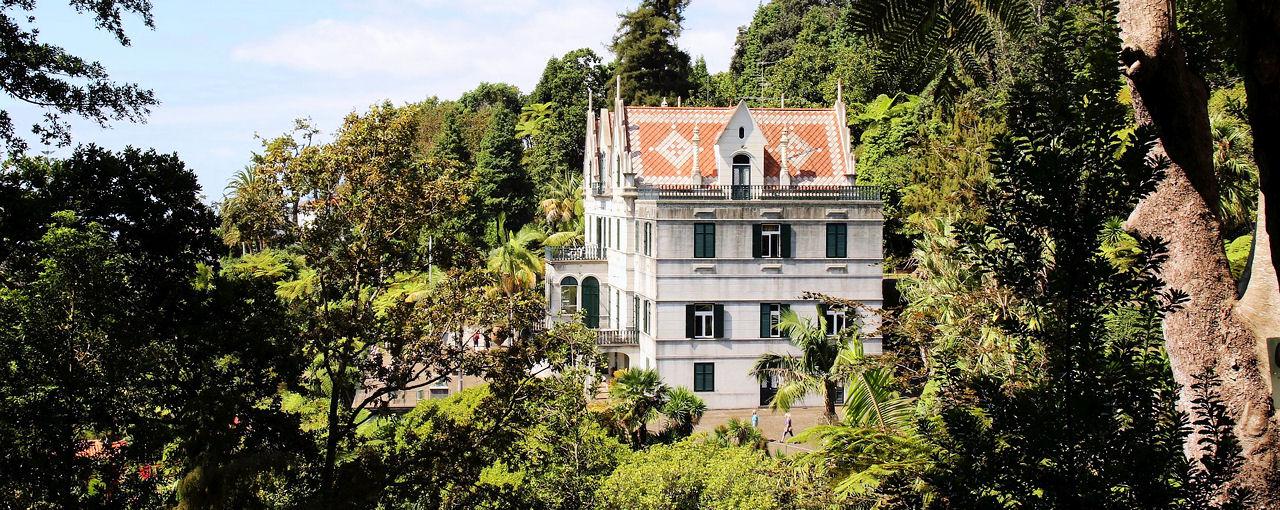 Madeirai Botanikus Kert